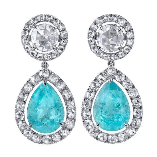 Spectacular Diamond Earings glamour featured earings diamond