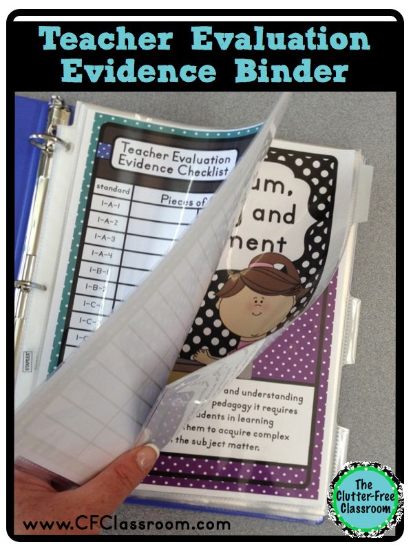 Clutter-Free Classroom: Organizing Teacher Evaluation Evidence {Paper Organization in the Classroom Danielson Framework & Massachusetts Model for Educator Evaluation}