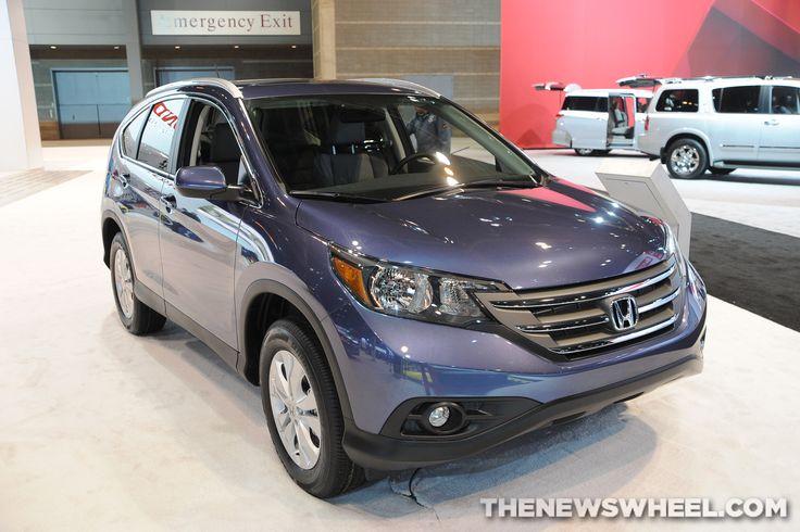 Honda CR-V Wins Award from U.S. News & World Report