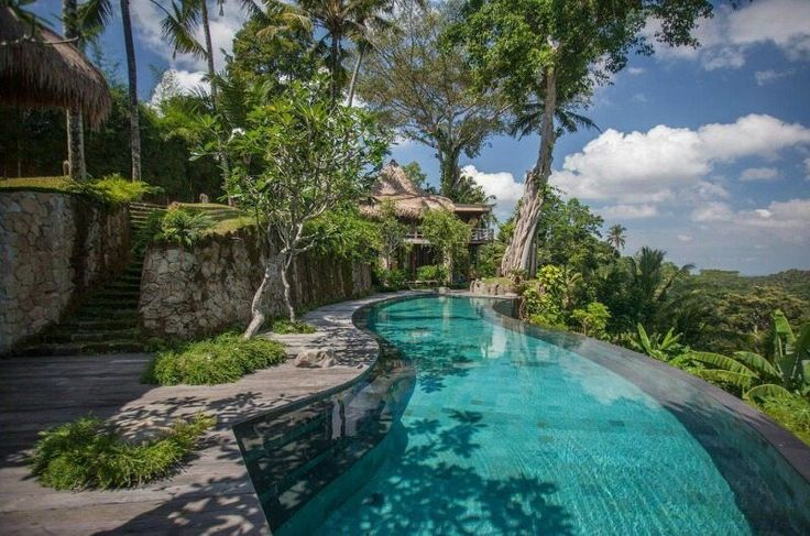 Hartland Estate Pool Side | Ubud, Bali