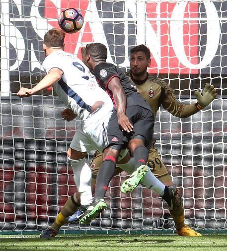 Serie A: Lazio Palermo 6-2, Milan Empoli 1-2