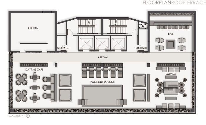 Mejores 268 im genes de planos de hoteles en pinterest for Arquitectura de hoteles