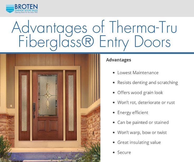 126 Best Therma Tru Entry Doors Images On Pinterest Entrance Doors
