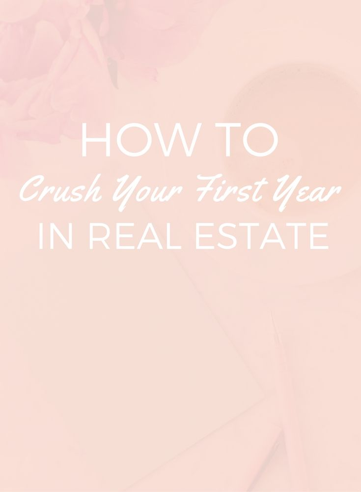 How To Crush Your First Year In Real Estate real estate agent, realtor, marketing tips, social media, listing presentations, real estate leads, expireds, scripts, listing presentation template, templates, seller leads, buyer leads, real estate courses, negotiation tips, open house, open house tips, staging tips, real estate videos, sales, marketing plan, buyer guide, seller guide, prospecting, FSBO, real estate goals, time management, humor, workbooks, guides, e-books