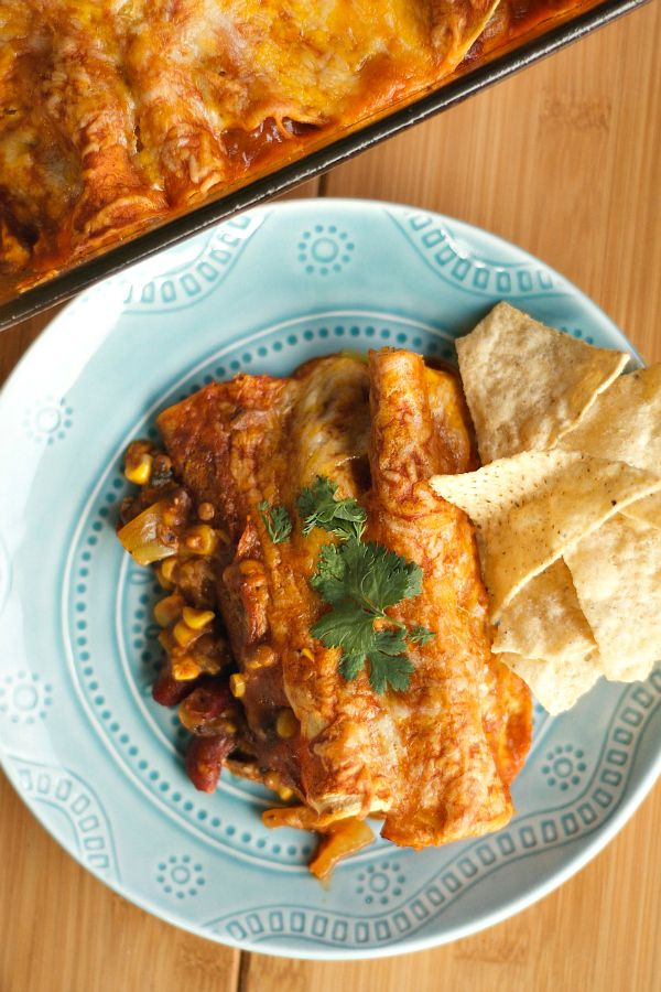 ... Enchilada Recipes, Veggies Enchiladas, Enchiladas Recipes, Vegetarian