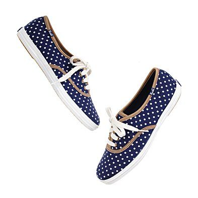keds for madewell polka-dot sneakers