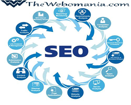 Search engine optimization (SEO) is the practice of increasing the quantity and quality of traffic to your website through organic search engine results.  Thewebomania is the best SEO Company in India. To know more please visit: www.thewebomania.com