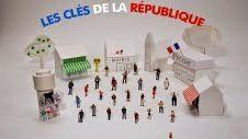 Fle des champs: à partir de B2 - Les clés de la République - comprendre la politique française et en parler !