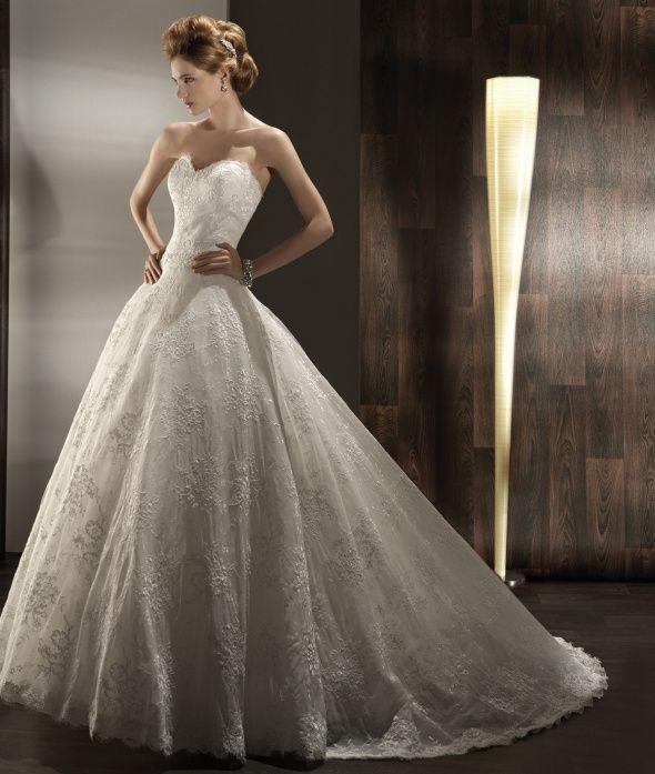 37 best Demetrios wedding dresses images on Pinterest   Wedding ...