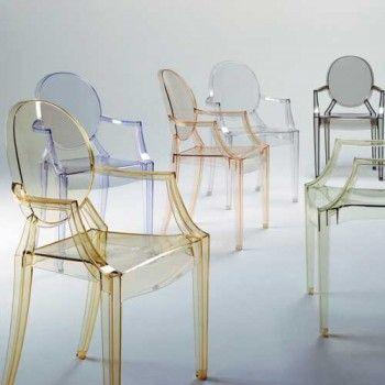 Louis Ghost Chair, Louis Ghost Chair & Kartell Louis Ghost   YLighting