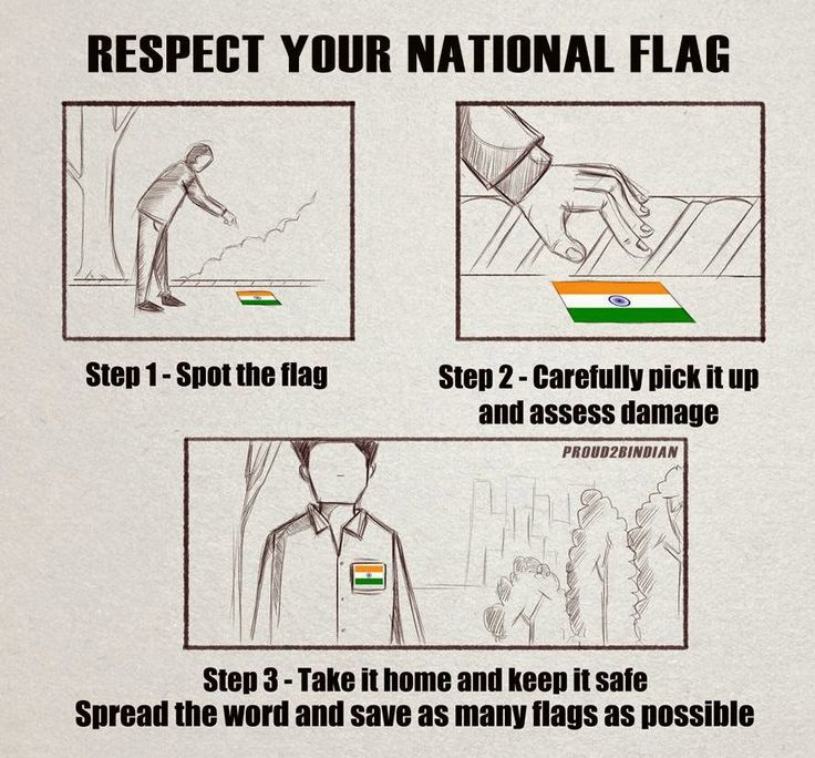 INDIA - Respect Your National Flag | INDIA BLOG