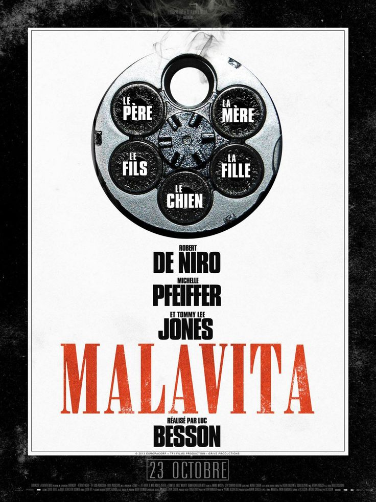 The Family , starring Robert De Niro, Michelle Pfeiffer, Dianna Agron, John D'Leo. The Manzoni family, a notorious mafia clan, is relocated to Normandy, France under the witness protection program, where fitting in soon becomes challenging as their old habits die hard. #Action #Comedy #Crime