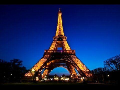 Эйфелева башня Париж Eiffel Tower in Paris