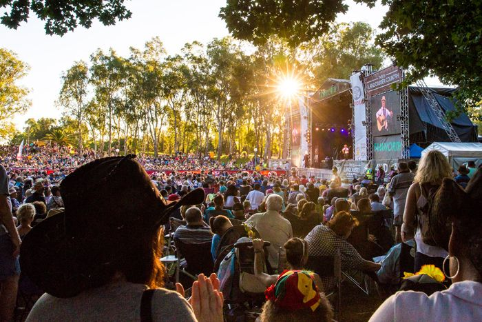 TCMF January 2017. FEEE concerts in Toyota Park | Official Website| Tamworth Country Music Festival