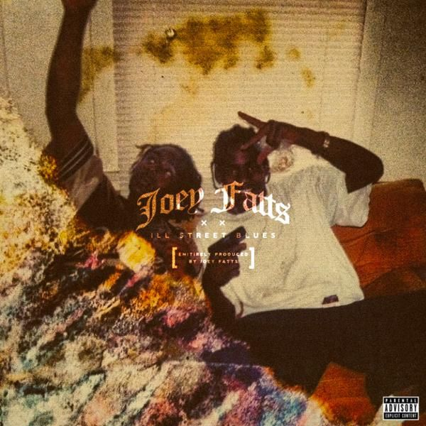 Joey Fatts ft. Curren$y – Same Shit