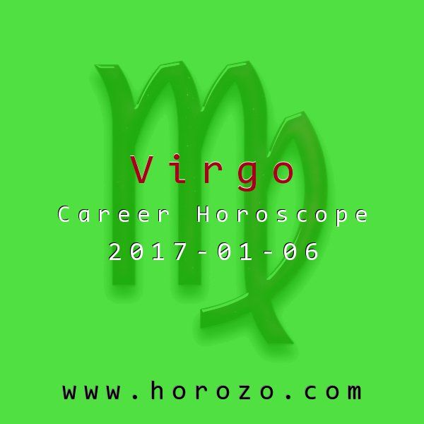 Virgo Career horoscope for 2017-01-06: Take time out for some filing and general tidying today. Your desktop: physical, virtual or both: could use a reorg and a defrag. You'll be surprised by how much more efficient you are after it's done..virgo