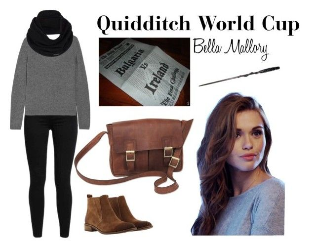 """""""Quidditch World Cup (Bella)"""" by ateliana on Polyvore featuring Levi's, Equipment, NOVICA and prAna"""