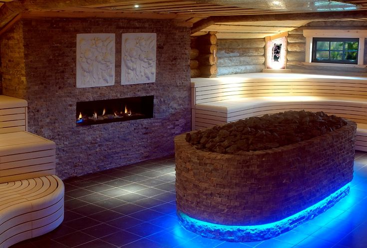 Sauna's | Thermen Bussloo