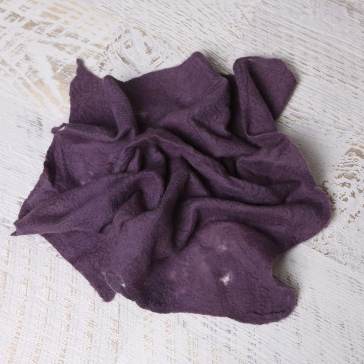 """FELT (AMETHYST) $8.00 55 x 55cm Postage: flat rate $7 within Australia. $15 everywhere else. Ships within 3 working days. Postage time within Australia 1-4 working days, outside Australia 3-10 working days via Air Mail.Use the code """"FREESHIPPING"""" at checkout if your order is over $150.Image credit: Claire Gordon Photography"""