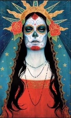 Sylvia Ji: Idea, Art, Sylvia Ji, Sugar Kull, Tattoo, Sugar Skulls, Dead, Day, Day Of The Dead