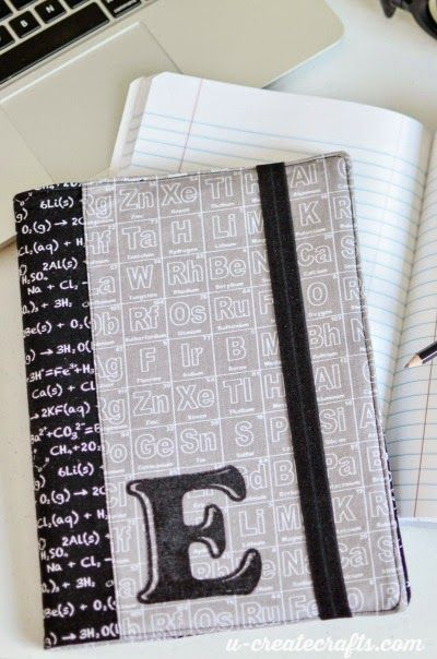 Riley Blake Designs Blog: Project Design Team Wednesday ~ Composition Notebook Cover