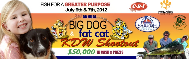 Big Dog Fat Cat Fishing Tournament
