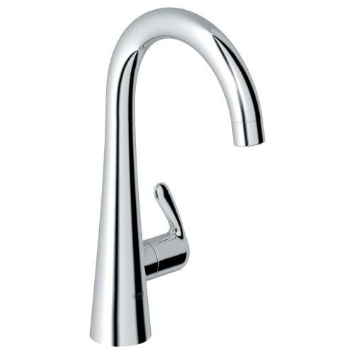 LadyLux Single-Handle Pillar Tap Water Faucet