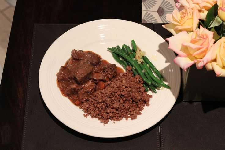 Red Rice Couscous