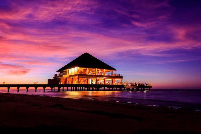 Lifestyle : Exquisites Dusit Thani Resort auf den Maldiven ( 17 Bilder ) - Atomlabor Wuppertal Blog