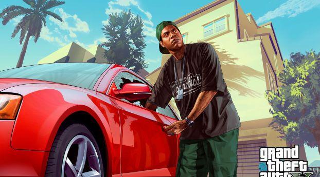 Lamar Davis Grand Theft Auto V Gta Wallpaper Hd Games 4k Wallpapers Images Photos And Background Grand Theft Auto Gta Grand Theft Auto Games