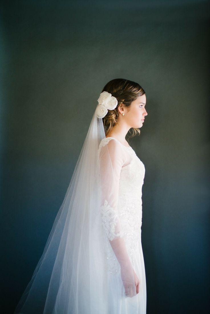 #Winter bride | Photography: http://boiseweddinggowns.com