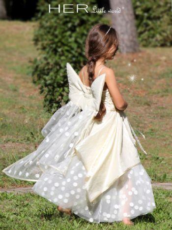 HER Little world, Patron de couture pour vêtement enfant, robe Eternelle