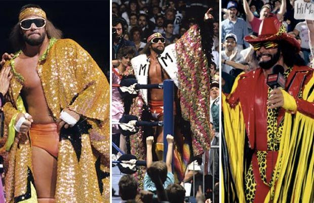 Macho Man - The 50 Greatest Wrestling Costumes of All Time | Complex UK