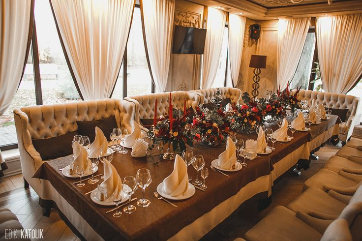 wedding atmosphere