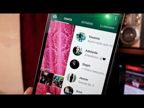 6 TRUCOS NUEVOS Whatsapp | Codigos ocultos | Hackear Whasapp | 45 Emojis nuevos 2017 - YouTube