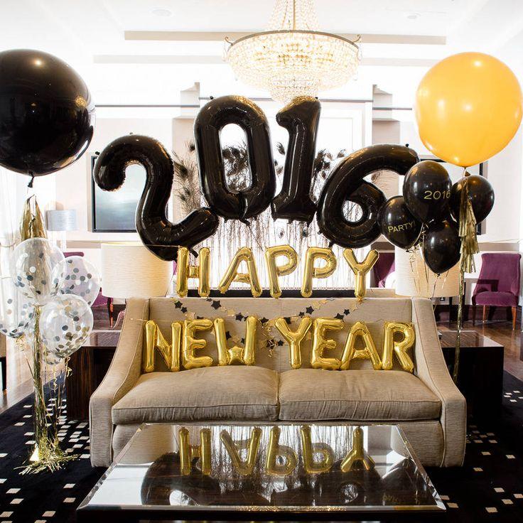 originalhappy new year 16 inch balloon lettersjpg The 27 best Ballonnen Cijfers