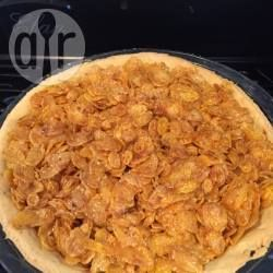 hawaiian dessert recipes, chinese desserts recipes, italian desserts recipes - Cornflake Tart- use 100g cornflakes and oven at 180