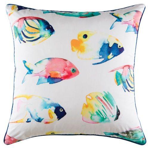 Cushion Tropical Fish