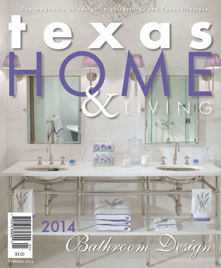 Robin Colton Studio An Interior Design In Austin Texas Was Featured Home Living Magazine