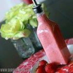 Berry Poppy Seed Vinaigrette