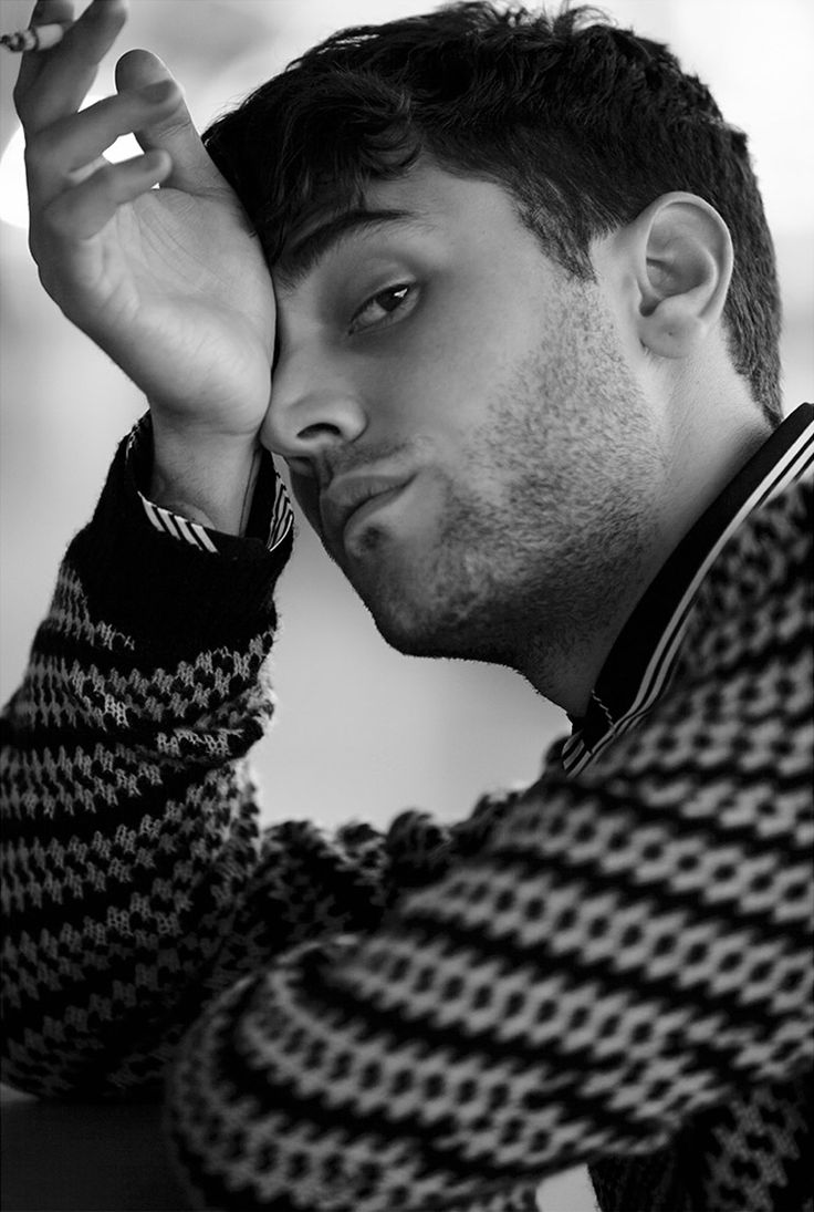 Xavier Dolan, by Dani Brubaker and styled by Zoe Costello, for Flaunt magazine.