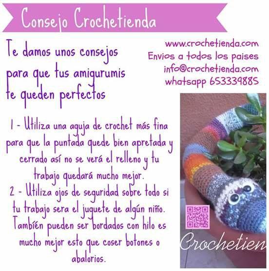 Consejo crochetienda