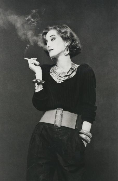 Lou Lou de la Falaise, 1948 -- 2011 designer and muse of YSL