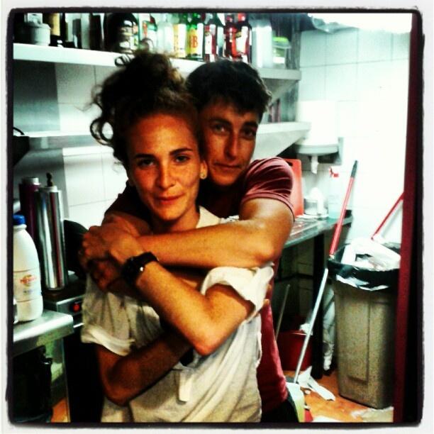 Bárbara & Anna in Refugi  http://instagr.am/p/Lf7ko8x8G3/