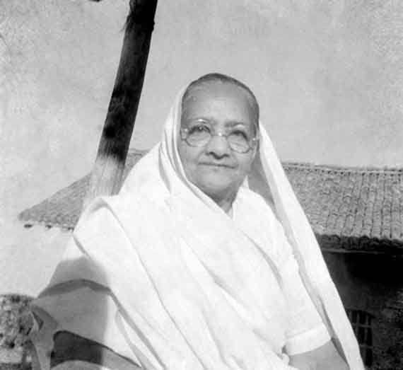 Kasturba Gandhi #IndianFreedomFighters
