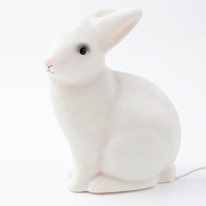 heico svampelampe kaninlampe hara lampe børnelampe køb i areastore.dk