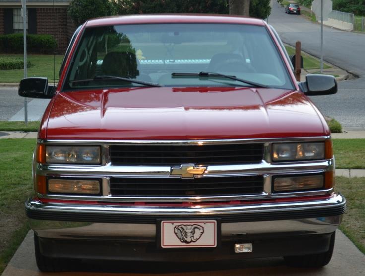 1995 Chevy Silverado (original paint)