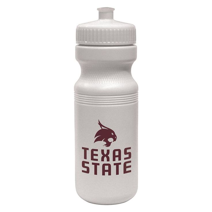 Boelter Texas State Bobcats Water Bottle Set, Multicolor
