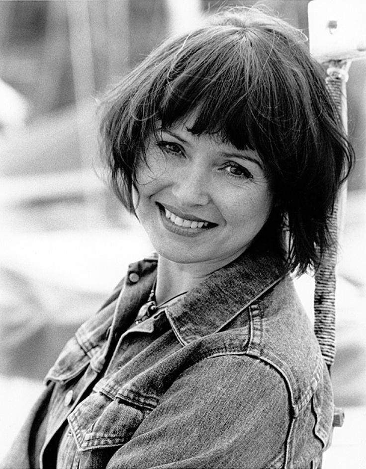Novelist Donna Morrissey, October 2006