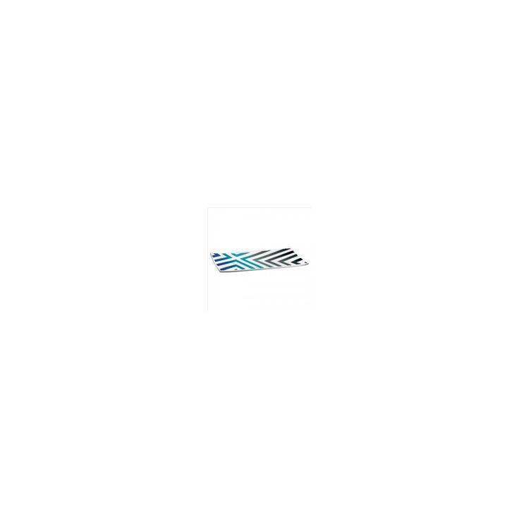 Christian Lacroix Sol Y Sombra Porcelain Tray Sunrise Blue : Neon Blue (Accessory)